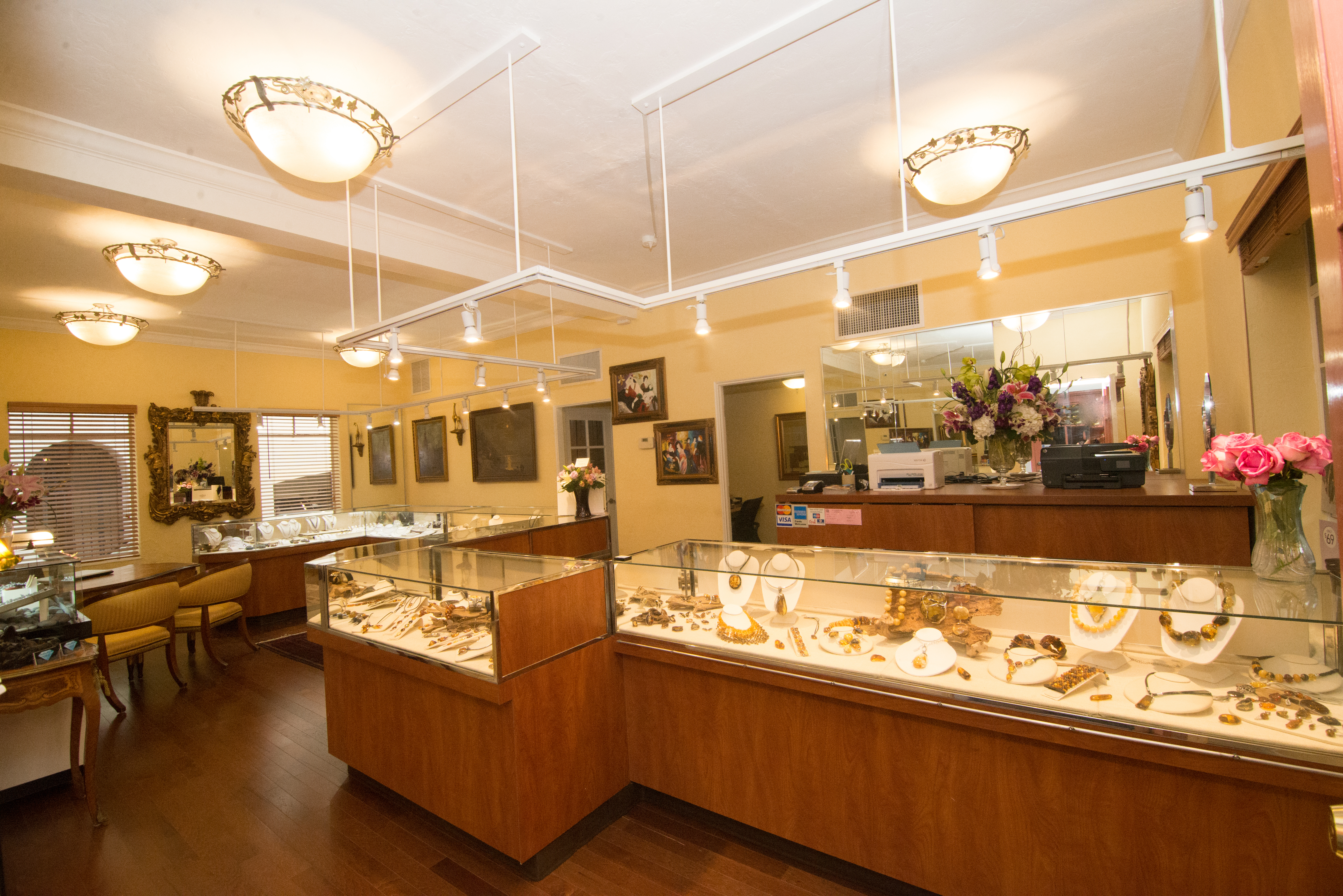 Jewelers on the Park Store